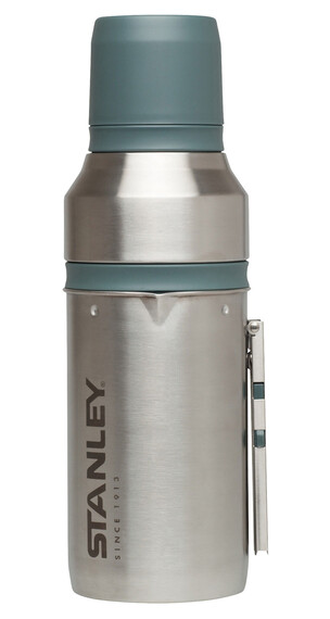 Stanley Mountain Drinkfles 1000ml grijs/zilver